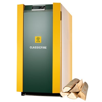KWB Classicfire Log-wood heating system